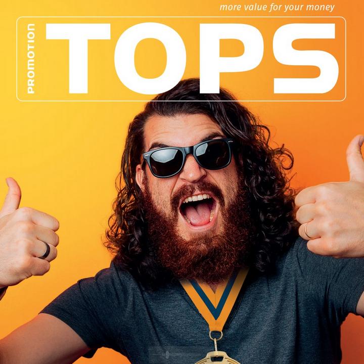 promotion tops, catalogue, 2020, каталог, промо продукция, рекламная продукция